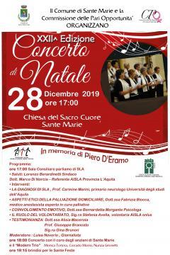 XXII edizione Concerto di Natale