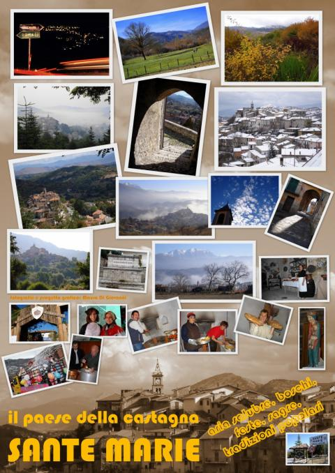 Collage Sante Marie